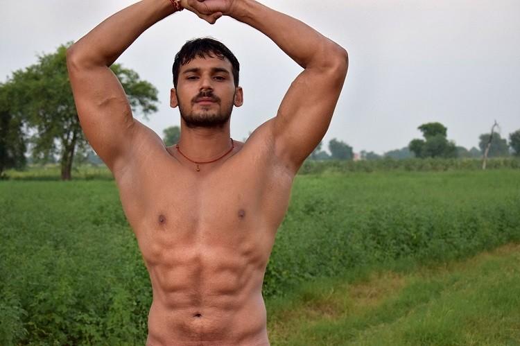 Szybki przyrost muskulatury